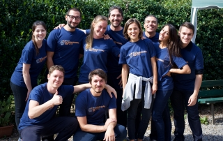 team building di Vitadacani