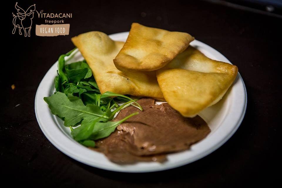 Corner food vegan Vitadacani