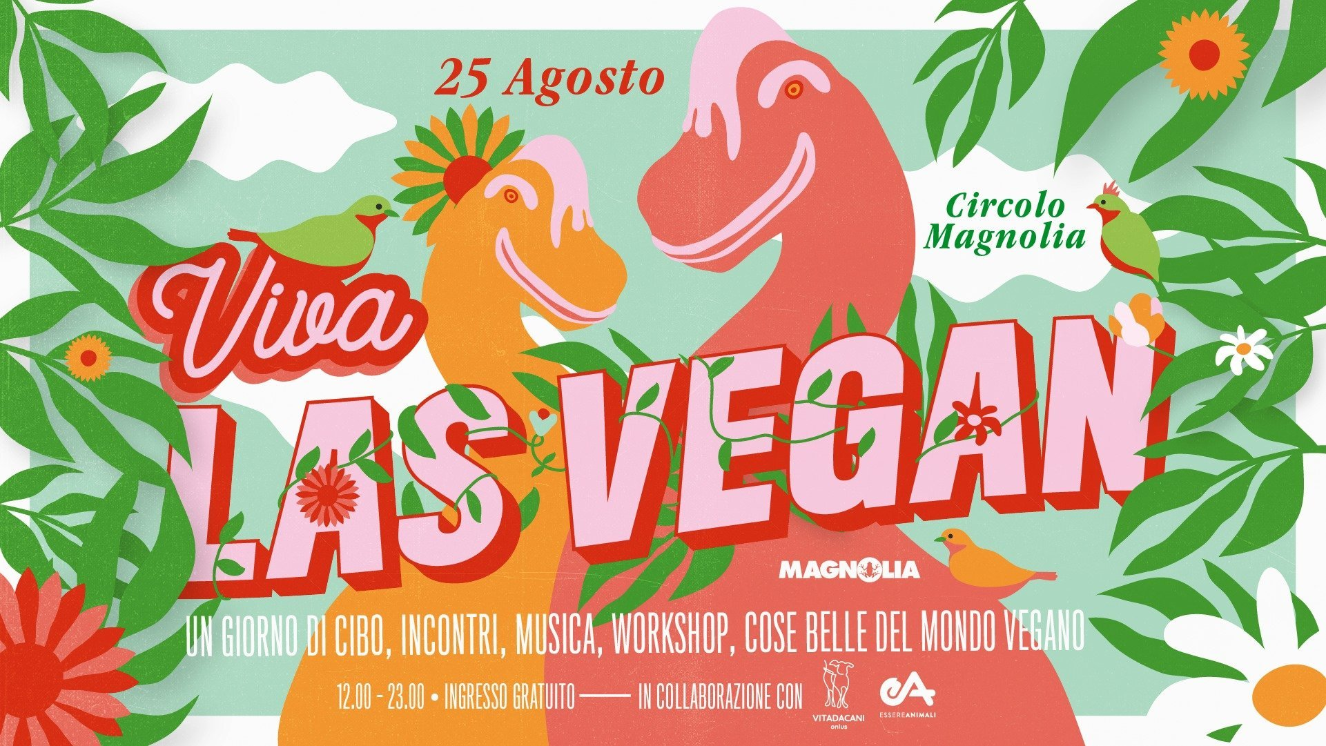 evento las vegan