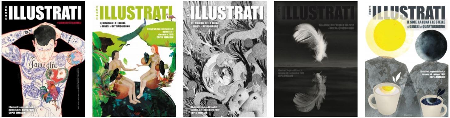 Articoli Logos #illustrati