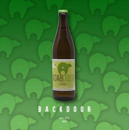 Birra orso verde
