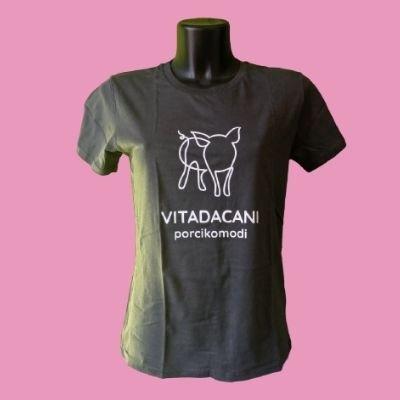 T-shirt Vitadacani Porcikomodi