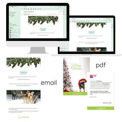 Digitale di Natale per Aziende